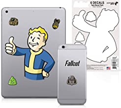 Controller Gear Officially Licensed Fallout - Character Tech Decal Pack - Vault Boy - Not Machine Specific