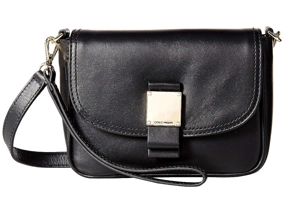 Cole Haan Tali Crossbody (Black) Handbags
