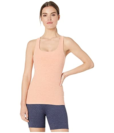 Beyond Yoga Spacedye Crossed My Mind Tank (Coral Dust/Melon) Women
