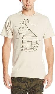 Men's Monty Python-Trojan Rabbit T-Shirt