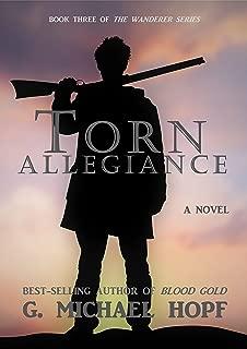 Torn Allegiance: Western Gunslinger Fiction (The Wanderer Book 3)