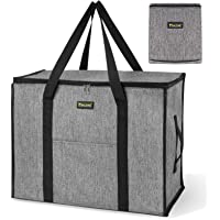 Deals on Baleine Storage Tote with Zippers & Carrying Handles