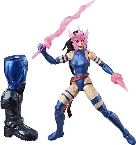 tienda en linea Hasbro Marvel Legends Legends Legends X-Men Series Psylocke 6  Inch Action Figure  venta con descuento
