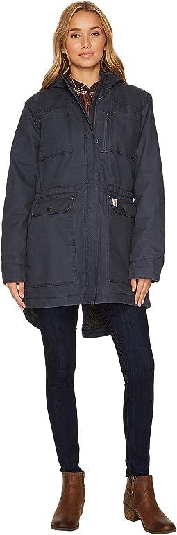 Carhartt - Crawford Sherpa Lined Coat