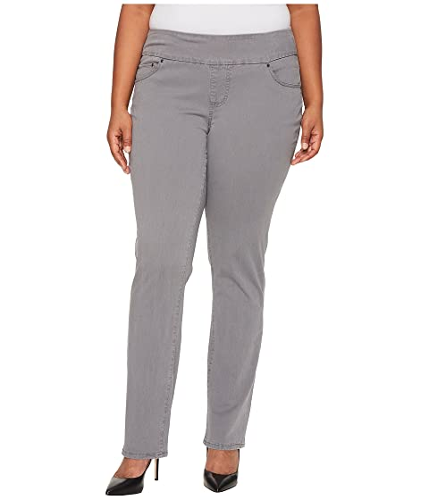 eed4e464ff6 Jag Jeans Plus Size Plus Size Peri Pull-On in Bay Twill at Zappos.com
