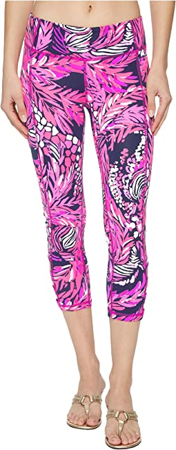 UPF 50+ Luxletic Weekender Cropped Legging