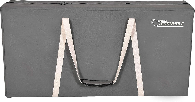 GoSports Canvas Cornhole Carrying Case - PRO x Grade 2' Regul 4' 4 years warranty Very popular!