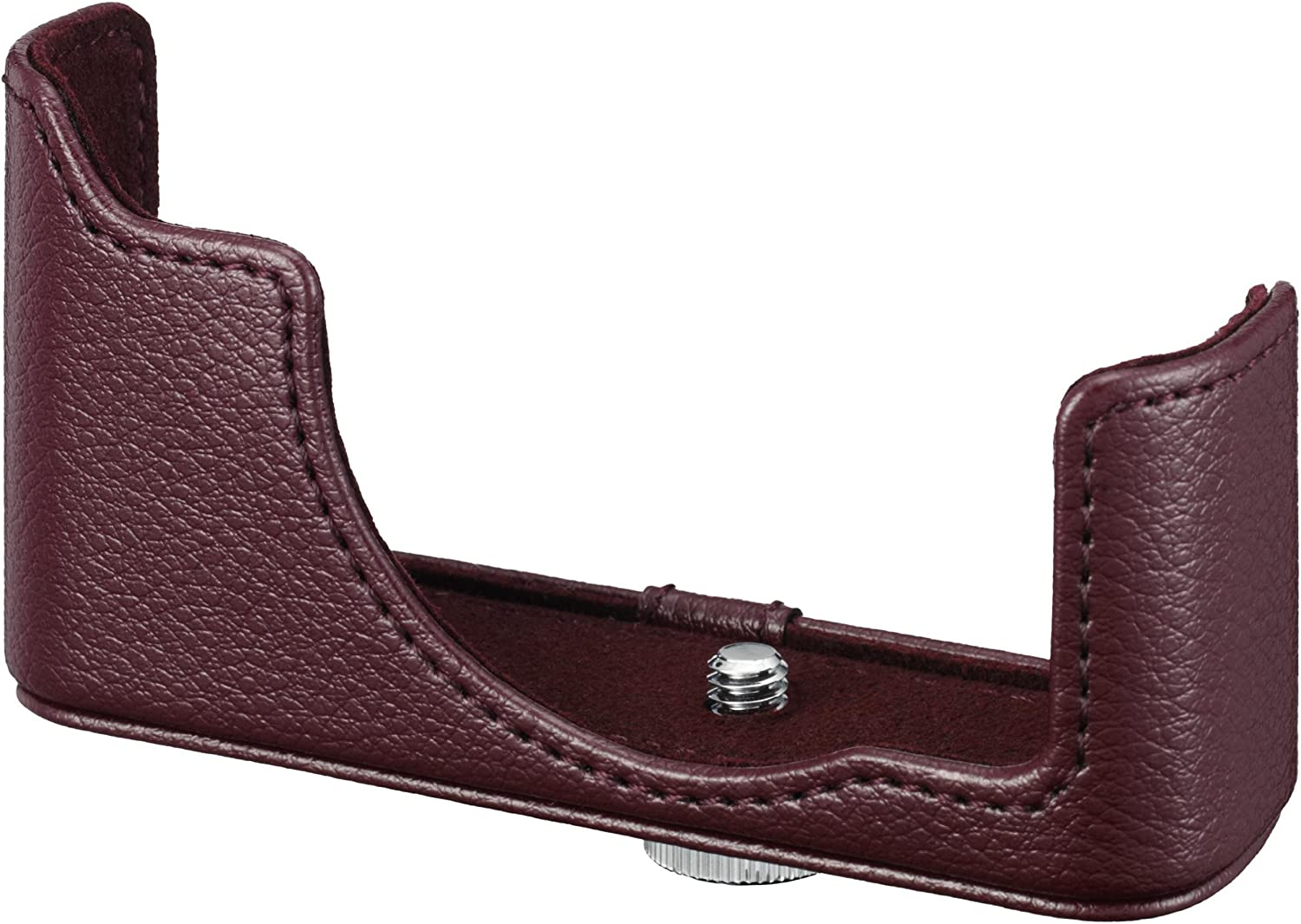 Nikon Nippon regular agency CB-N2200 Leather Housing Case for 1 Sys Quality inspection J3 S1 Series