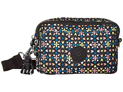 Kipling Abanu Multi Convertible Crossbody Bag (Floral Mozzaik) Handbags