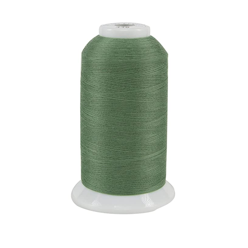 Superior Threads 11602-446 So Fine Sage Brush 3-Ply 50W Polyester Thread, 3280 yd