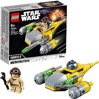 LEGO Star Wars - Microvaisseau Naboo Starfighter  - 75223 - Jeu de construction