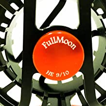 FullMoon Outfitters Summer Sale! 9/10 Wt Large Arbor Fly Reel from FMO Double Sealed Carbon Disc Drag 100% Waterproof CNC Machined from Aircraft Grade Bar Stock Aluminum