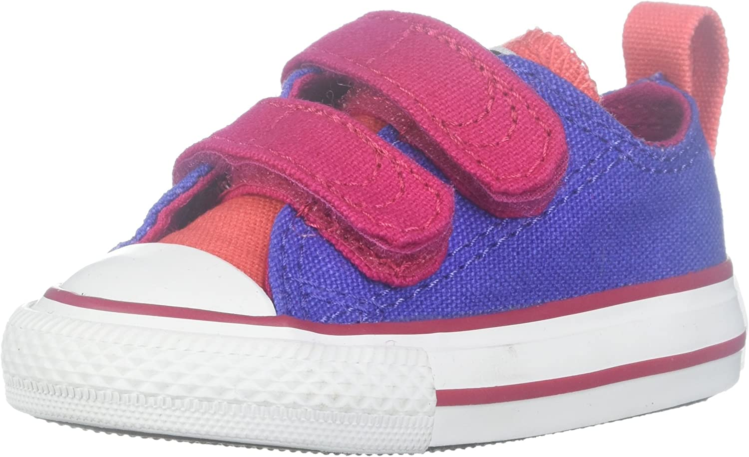 Converse Girls' Chuck Taylor All Star Inf Periwink Ox 2V - Tod Some reservation Max 70% OFF