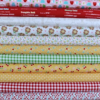 bake sale 2 fat quarter bundle
