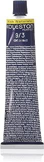 Wella Professionals Koleston Perfect Rich Naturals Hair Color Color 9/3 (Permanent Creme Haircolor) 2 oz