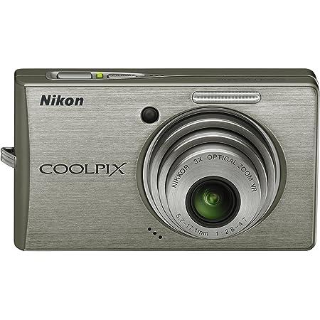 Nikon デジタルカメラ COOLPIX (クールピクス) S510 シルバー COOLPIXS510S