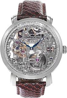 Lindberg & Sons - Reloj analógico para Hombre de automático con Correa en Piel SK14H063