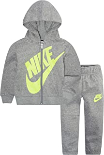 Baby Boys Hoodie and Joggers 2-Piece Outfit Set, 24M