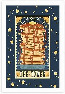funny pancake art