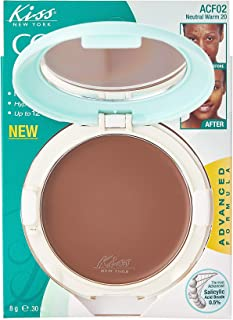 KISS Cover and Care Cream Foundation Neutral Warm 20 ACF02