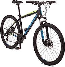 Schwinn Mesa 2 Adult Mountain Bike, 21 Speeds, 27.5 Inch Wheels, Mens Medium Frame, Black