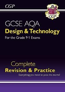 New Grade 9-1 Design & Technology AQA Complete Revision & Practice (CGP GCSE D&T 9-1 Revision)