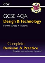 New Grade 9-1 Design & Technology AQA Complete Revision