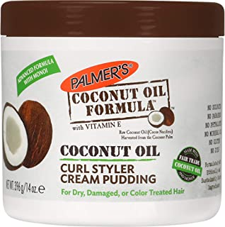 palmers coconut curl pudding