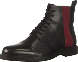 Best mens chunky black boots Reviews