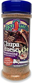 Sponsored Ad - Don Juan's Chupa Hueso Seasoning (6oz.) the perfect dry rub for grilling Steak, Chicken, Fajita, Carne Asad...