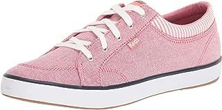 Keds Women's Center Chambray/Stripe Sneaker