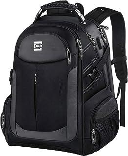 Durable Large TSA Business Travel Laptop Backpack College School Bookbag