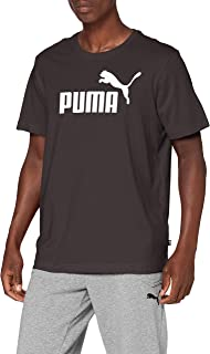 PUMA Men's ESS Logo Tee, (01), 2X-Large