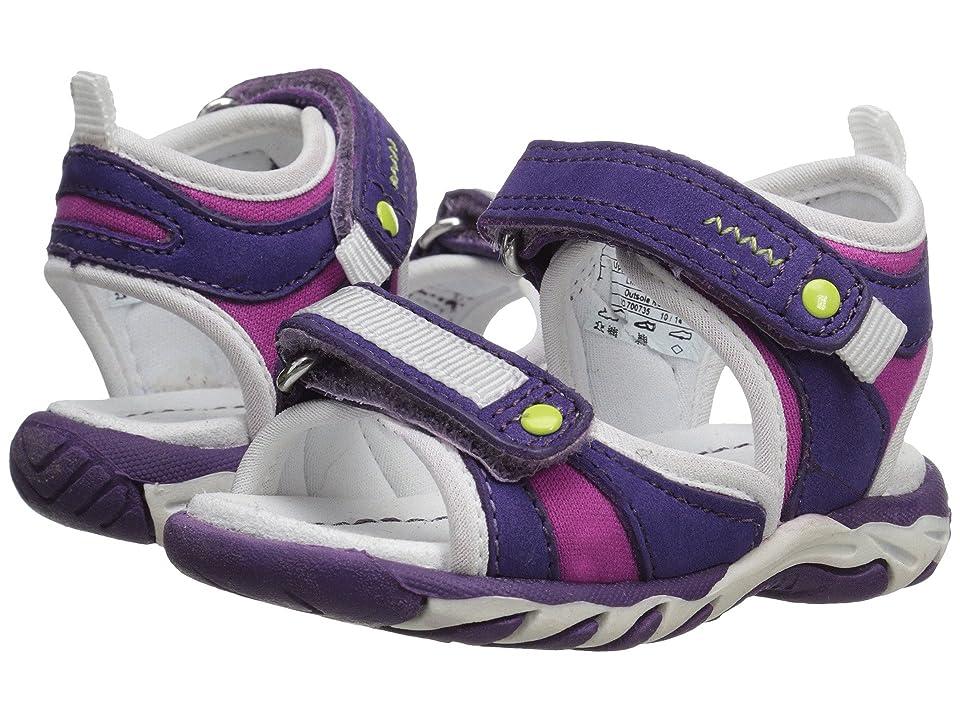 Umi Kids Vela (Toddler) (Plum Multi) Girls Shoes