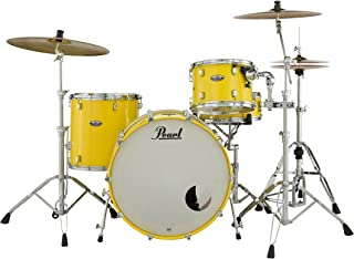 Pearl Drum Set, Solid Yellow, inch (DMP943XPC228)
