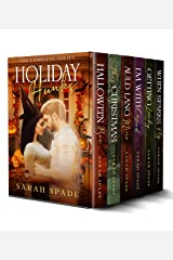 Holiday Hunks: the Complete Series (English Edition) Format Kindle