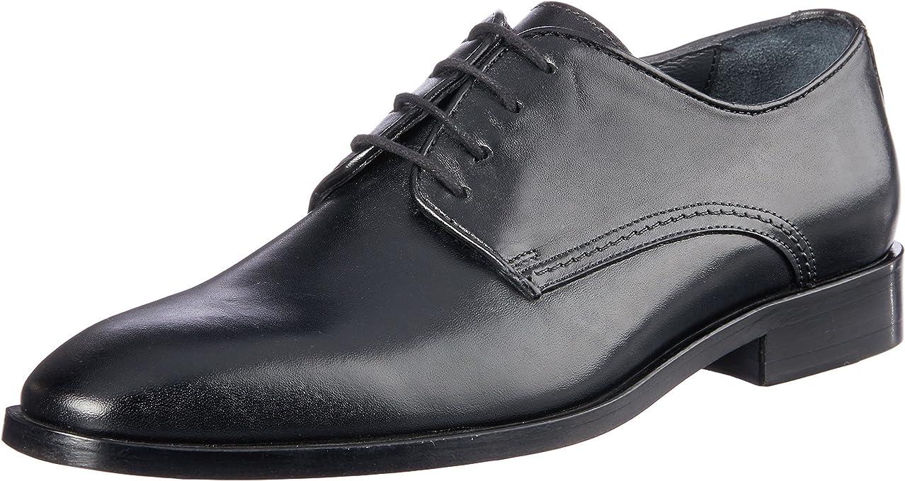 Brando Men's Vlad Lace-Up Flats Shoes