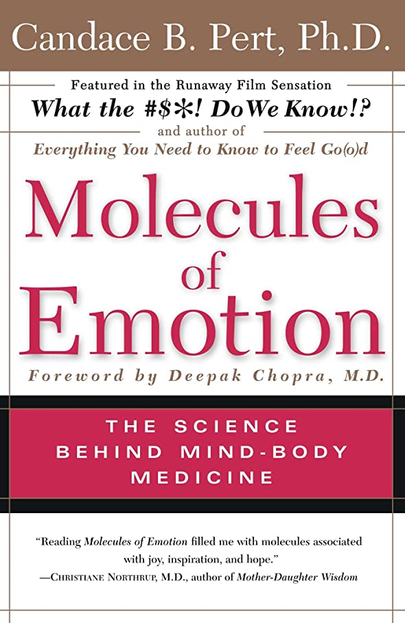 それら味わうサーキットに行くMolecules of Emotion: The Science Behind Mind-Body Medicine (English Edition)