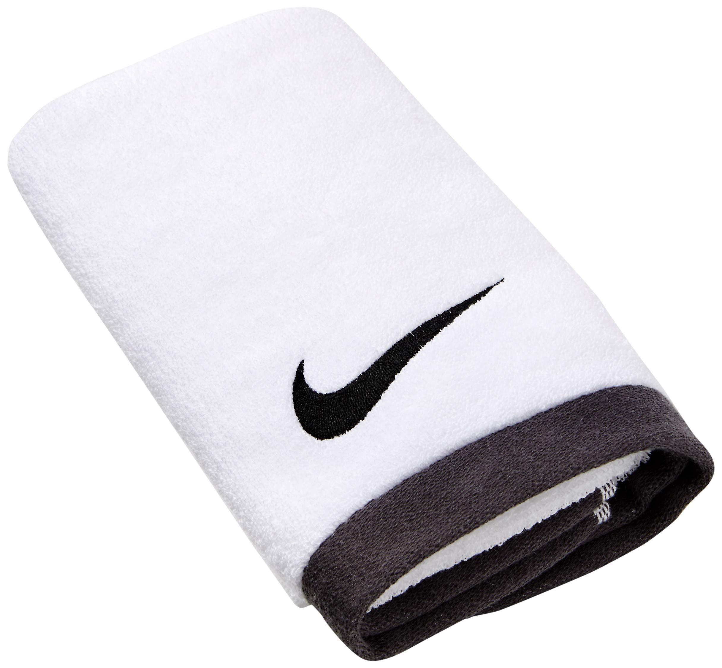 NIKE Fundamental Towel White Medium