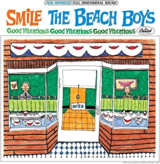 smile by beach boys