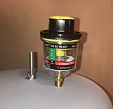 Air Filter Restriction Gauge