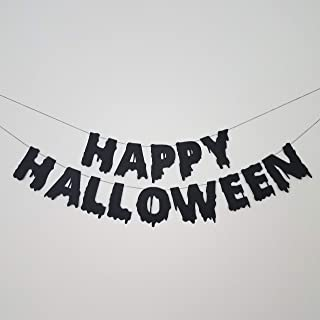 Happy Halloween Banner Halloween Decorations