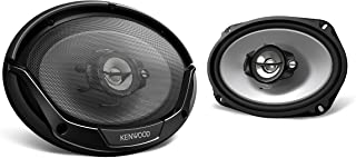 Kenwood KFC-E6965 Car Speaker, 400 Watt - Black