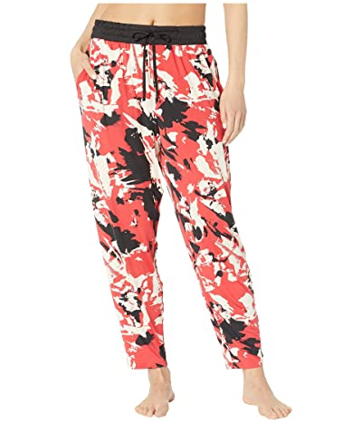 Donna Karan Sleep Pants (Pure Red Print) Women