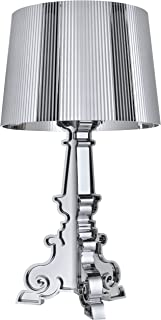 Kartell - Lampe Bourgie Chrome