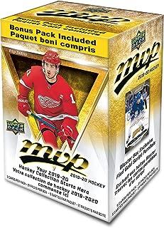 2019-20 Upper Deck MVP Hockey Factory Sealed 21 Pack Blaster Box - Fanatics Authentic Certified - Hockey Wax Packs
