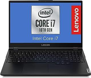 "Lenovo Legion 5, Intel Core i7-10750H, 15.6"" FHD, 16 GB RAM, 1TB HDD + 256GB SSD, Nvidia GTX1660Ti 6GB, Eng-Arb, Windows 1..."