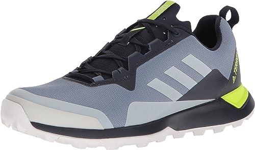 Adidas outdoor Men's Terrex CMTK Walking chaussures, raw Steel gris one Orange, 9.5 D US