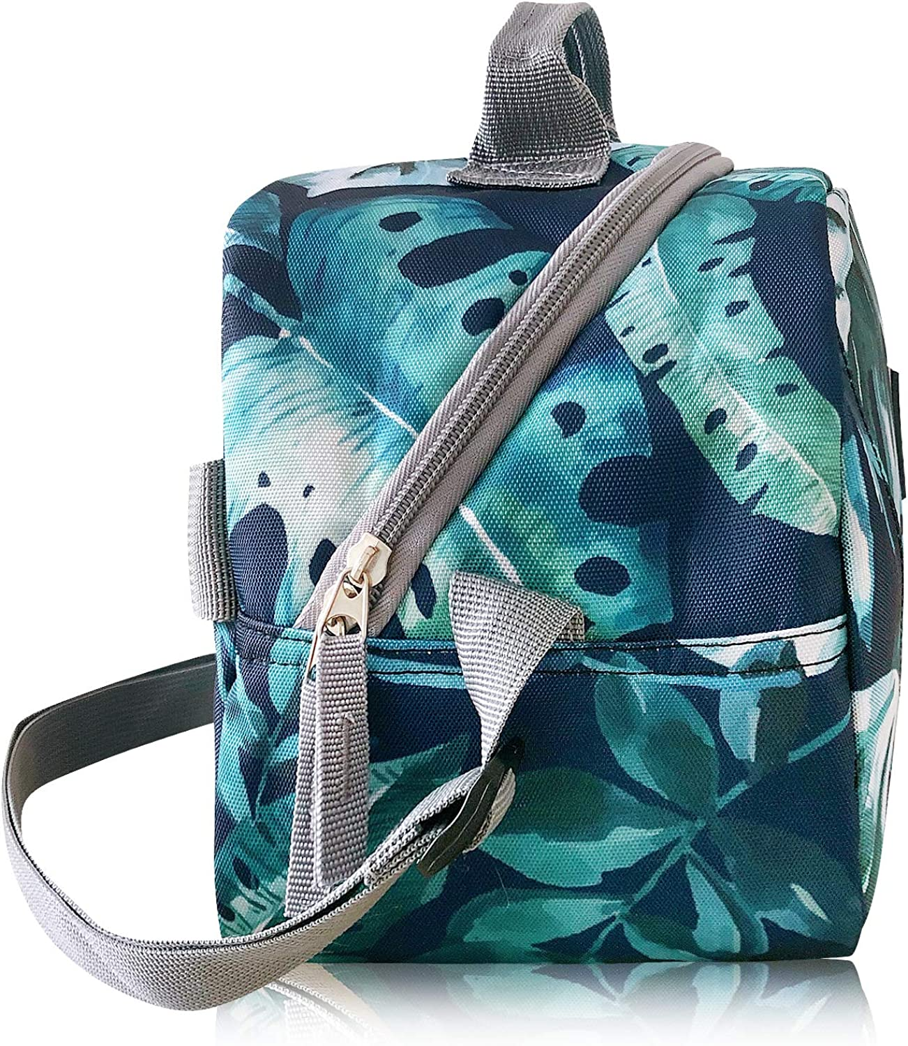Tilami Rolling Backpack Laptop 18 inch with Lunch Bag