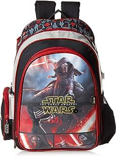 حقيبة ظهر مدرسية بتصميم ستار وورز للاولاد من لوكاس ستوديو - متعددة الالوان
